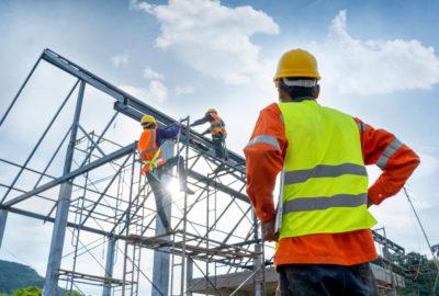 Stavba a rekonstrukce komerčních budov
